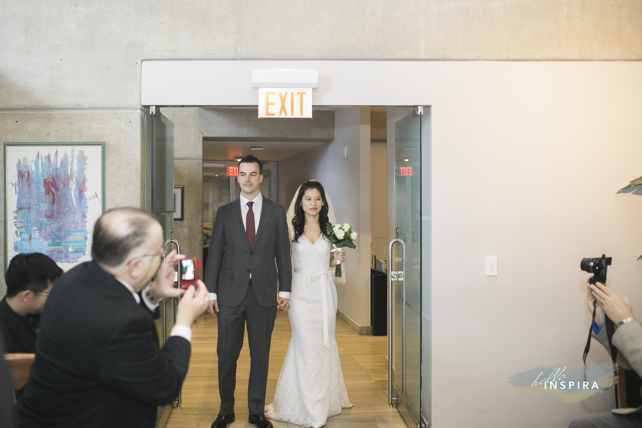 toronto city hall wedding chamber