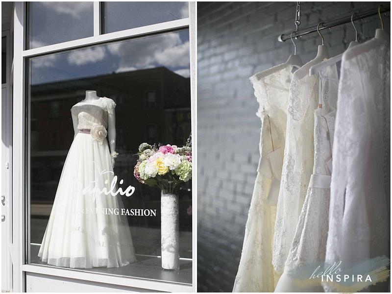 Cheap Wedding Gowns Toronto: Toronto Wedding Dress: Papilio Boutique